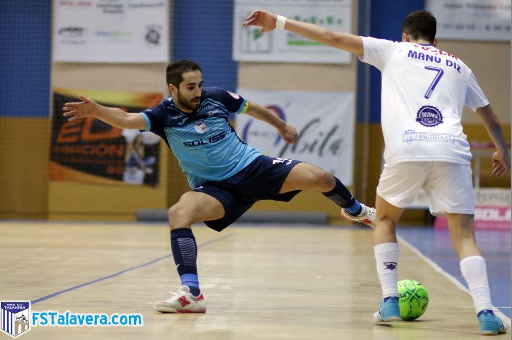 El Soliss FS Talavera recibe al Durán Ejido Futsal