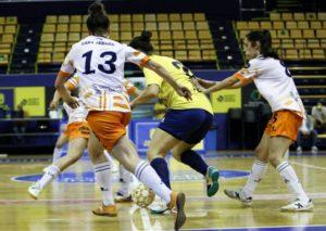 El Gran Canaria Teldeportivo cae ante el UA Alicante