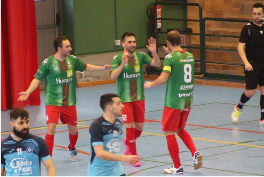 O Esteo afronta su primer partido como local en la fase de ascenso ante la Universidad de Valladolid