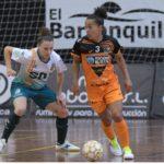 El Burela Pescados Rubén consigue tres puntos muy valiosos ante el STV Roldán