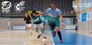 Marin Futsal consiguió su primer gran objetivo y disputará Play Off de ascenso