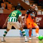 Burela P. Rubén consigue tres importantes puntos ante el Real Betis Futsal ( 5 – 3 )