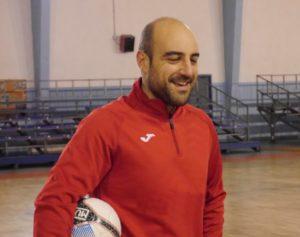 David Pena, entrenador del Concello de Begonte analiza el play off de Tercera División