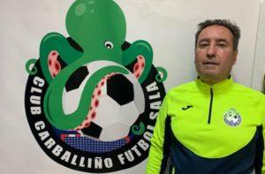 Marcial, técnico del Carballiño FS analiza el Play Off de Tercera División