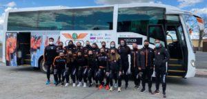 Importante victoria del Viaxes Amarelle FSF ante el Rayo Majadahonda ( 1-2 )