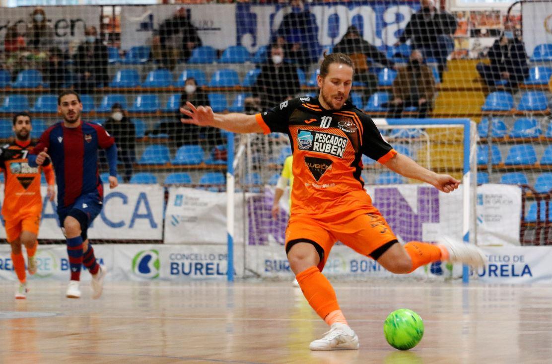 El Burela P. Rubén  quiere seguir sumando ante el Betis