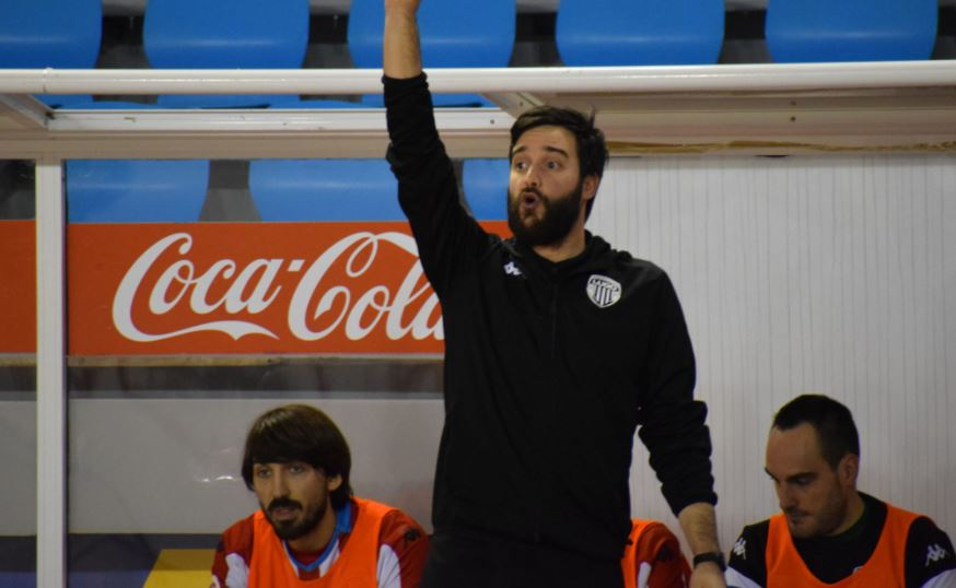 Hoy entrevistamos a Félix Julio CD Lugo Sala ¨ La preparación previa al Play Off será mas mental que técnico – táctica ¨