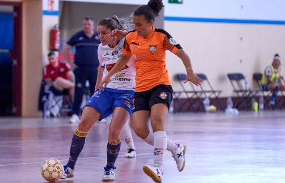 Viaxes Amarelle FSF regresa de vacío de  la cancha del AD Sala Zaragoza y disputarán el Play Off de permanencia