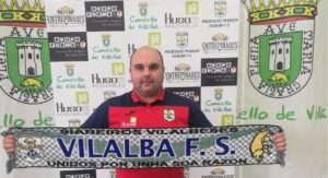 Kini, entrenador del Vilalba FS analiza el Play Off de Tercera División