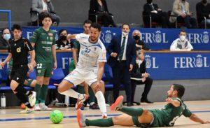 El O Parrulo de Maca derrota en un partido intenso al Córdoba Patrimonio en A Malata