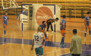 Sala Ourense consigue un punto ante el CD Gijón Playas después de remontar un resultado de 1 – 3