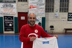 David Pena ( Begonte FS ) analiza la final de la Tercera División entre CD Lugo Sala e IES Coruxo FS