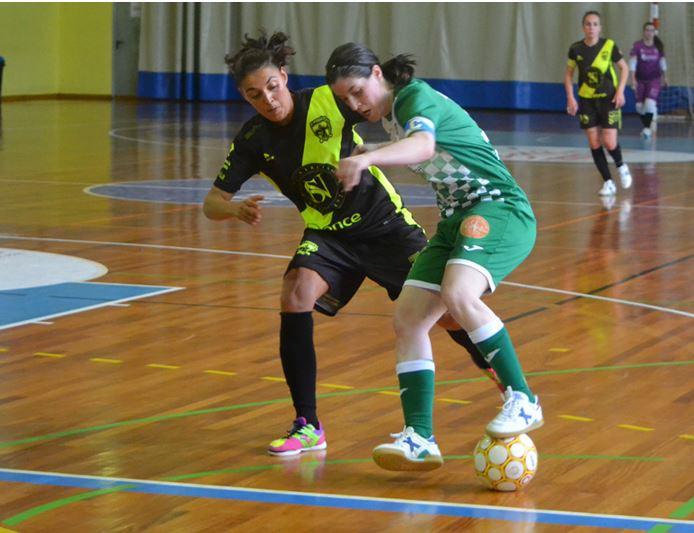 Al Valdetires se le escapa el sueño del ascenso ante el Marin Futsal,  a pesar de realizar una gran primera parte