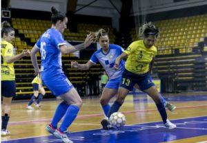Karla Ticona seguirá una temporada mas en el Gran Canaria Teldeportivo