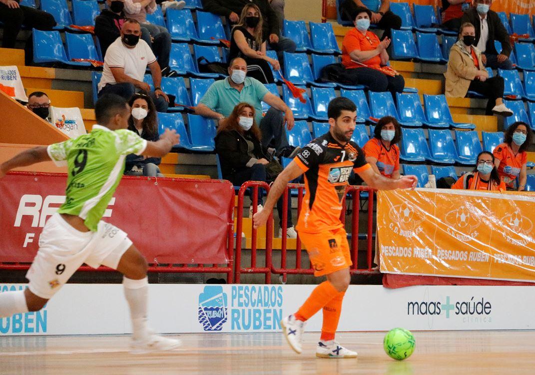 Vista Alegre dictará sentencia de la continuidad del Burela Pescados Rubén en la Primera RFEF Futsal