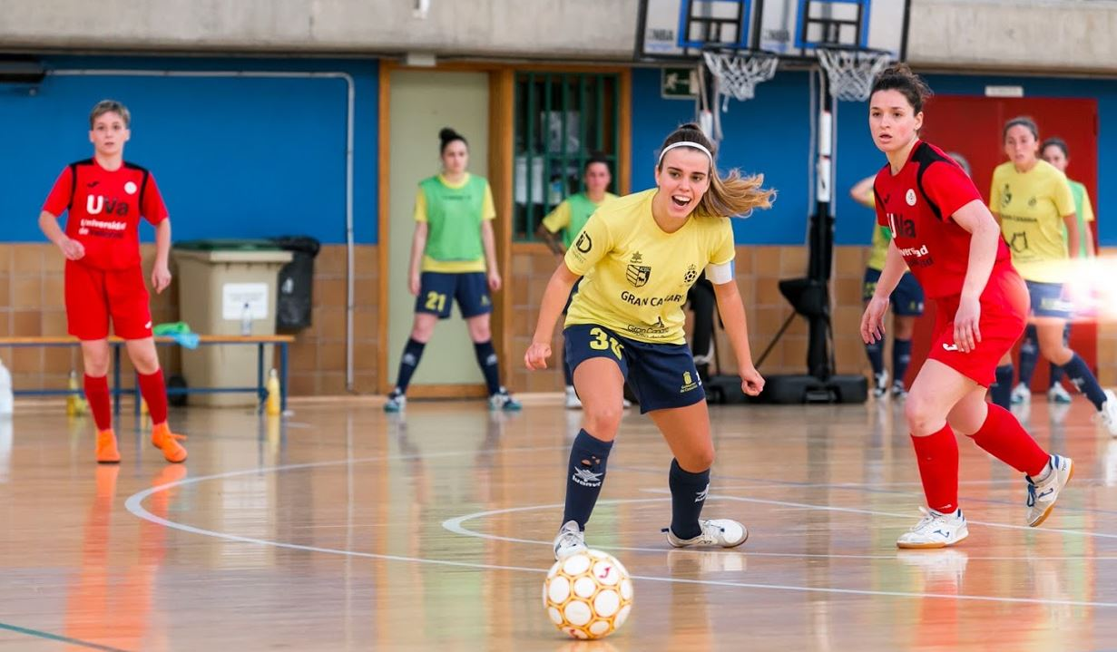 Gran Canaria Teldeportivo incorpora a Gema al primer equipo