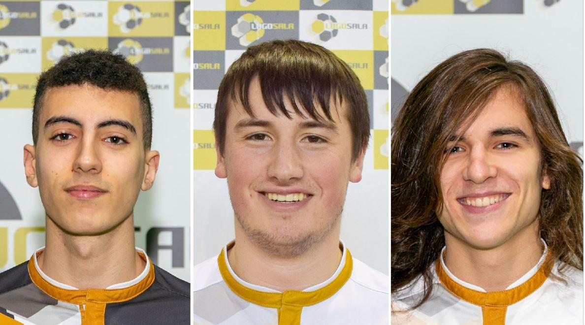 CD Lugo Sala incorpora tres juveniles al primer equipo