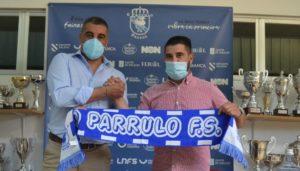 Oscar Vigo, llevará las riendas del O Parrulo Ferrol en la Segunda División