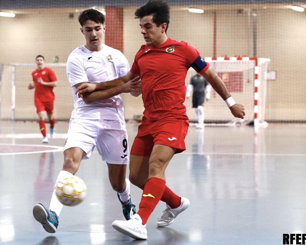 Rivera, talento y juventud para el Soliss FS Talavera