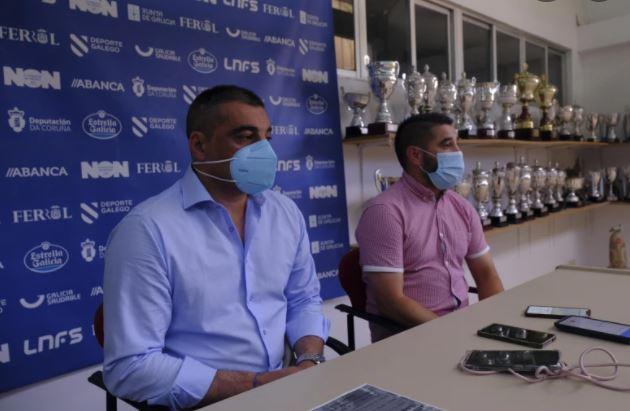 El O Parrulo Ferrol de Oscar Vigo inicia mañana lunes su pretemporada