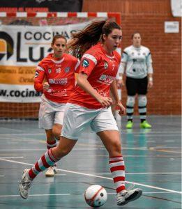 Marta Ruiz llega al Gran Canaria Teldeportivo