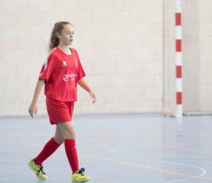 Alba Canosa se convierte en la primera incorporación del 5 Coruña FS después del ascenso a la Segunda Femenina RFEF Futsal