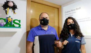 Entrevista a Cristina P. Rodil nutricionista del Burela Pescados Rubén