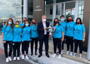 Hyupersa – Finisterre Motor recibe al 5 Coruña Femenino por su ascenso a la Segunda Femenina RFEF Futsal