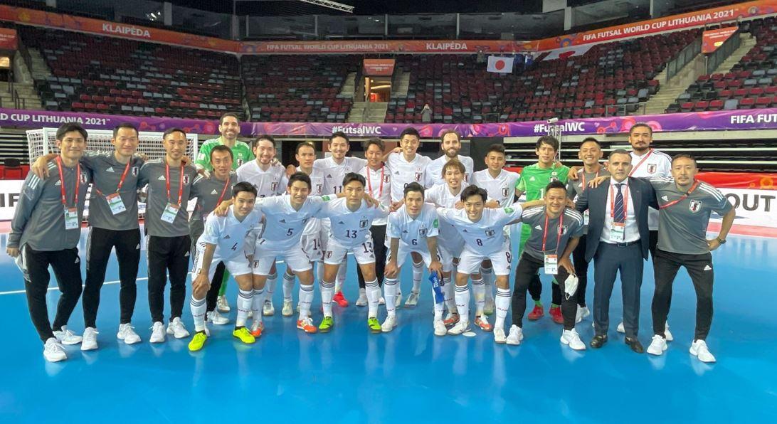 Japón se impone a la selección de Angola en el debut del mundial de Lituania