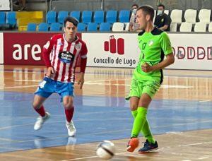 CD Lugo Sala se impone a un buen SD Xove y avanza en la XXX Copa Galicia