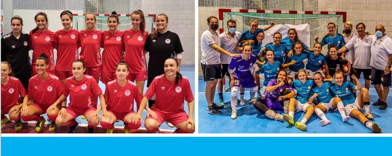 Viaxes Amarelle se lleva el derbi herculino de la Copa Galicia ante el  5 Coruña FS