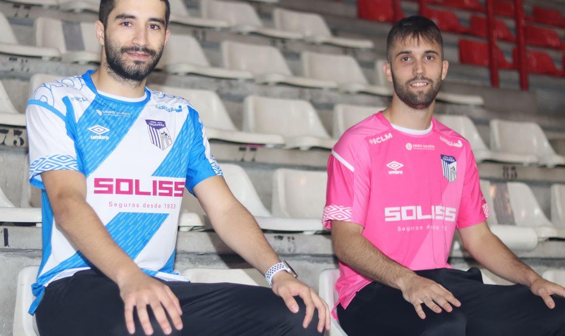 Soliss FS Talavera presenta sus equipaciones de juego