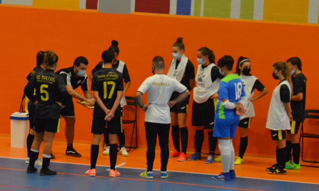 Previas del Fisober FSF en las diferentes competiciones de la Real Federación Galega de Fútbol