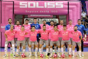 Soliss Seguros acompañó al Soliss FS Talavera en su puesta de largo