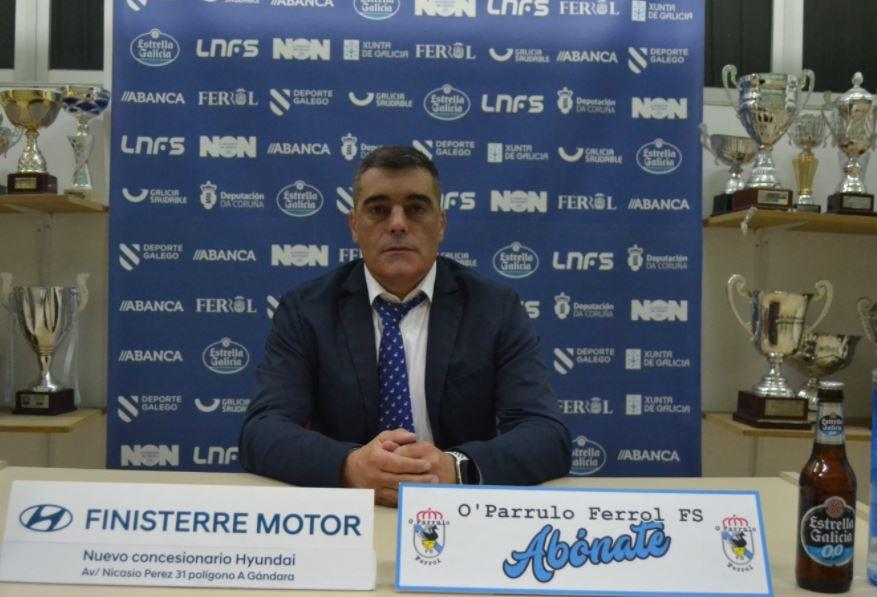 Oscar Vigo analiza el partido ante el CD Leganés