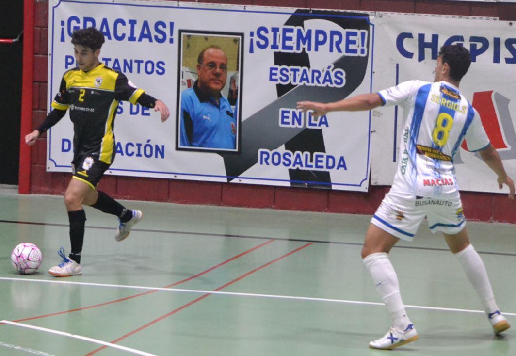 O Parrulo Ferrol consigue un punto en la difícil cancha del Atlético Benavente