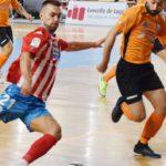 CD Lugo Sala vence a domicilio al GRI Carballiño FS