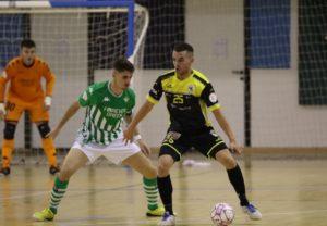 O Parrulo Ferrol regresa con un punto de Sevilla ante el Betis Futsal  ( 4 – 4 )