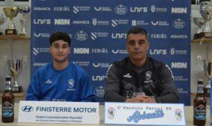 Oscar Vigo analiza,  el talento y las virtudes  filial del Palma Futsal