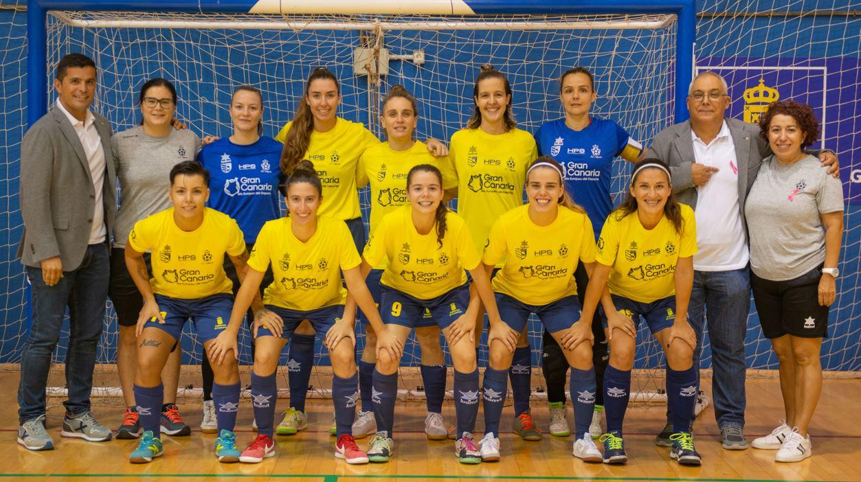 Gran Canaria Teldeportivo vence a un ordenado Merkocash Salesianos Puertollano